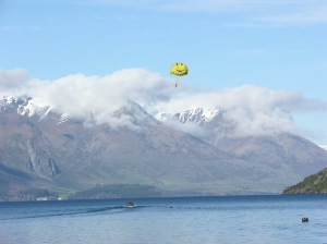 "Queenstown ""Smilie"""