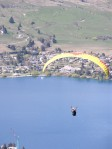 Paragliding in Queenstown, NZ