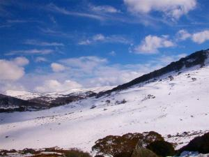 Mountain top, Snowy Mountain, Australia