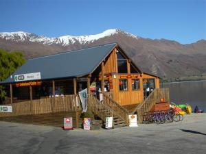 I-Site at Wanaka