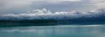 Panorama Lake Pukaki, New Zealand
