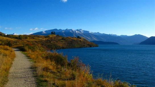 Hiking in Wanaka