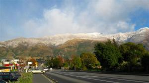 Getting into Wanaka